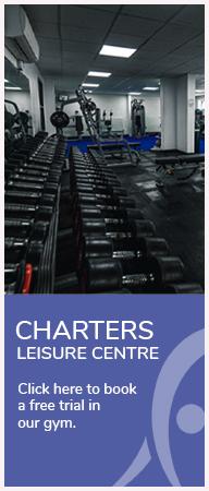Charters Leisure Centre | Gym | Sports Hall | Squash | Tennis | Football