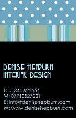 Denise Hepburn Interior Design Ascot