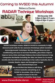 NVSDD Dance GCSE 2018