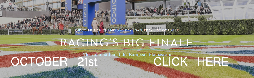 Ascot Races|  Qipco Champions Day 2017