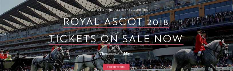 Ascot Races|  Royal Ascot 2018