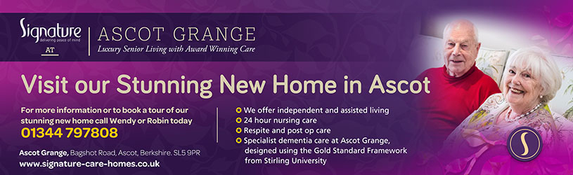 The Grange | Signature Care Home | Ascot