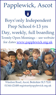 Papplewick Independent Boys Prep
