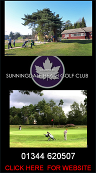 Sunningdale Heath Golf Club | Home of Sunningdale Ladies