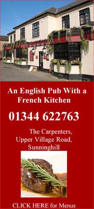 La Cloche | The Carpenters  | French Restaurant | Sunninghill | Ascot