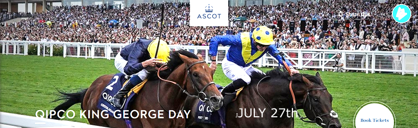 Ascot Racecourse | Qipco King George Day2019