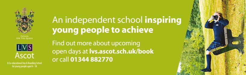 LVS Ascot Day & Boarding School