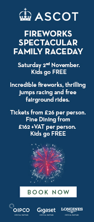Ascot Races and Fireworks 2019