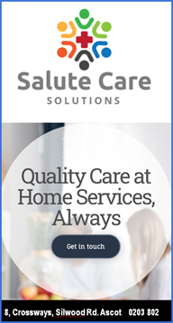 Salute Care Solutions Ascot