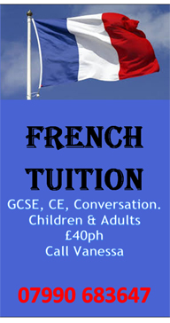 French Tuition GCSE CE Conversation Ascot Sunningdale