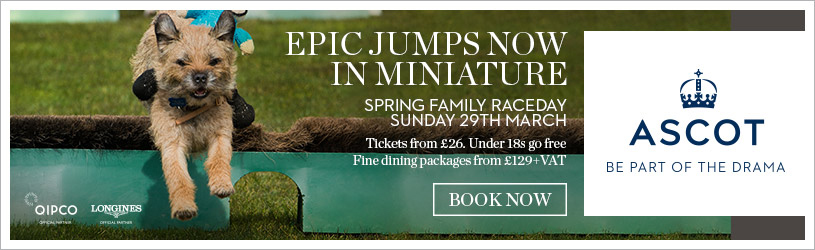 Ascot Racecourse | Spring Family Raceday