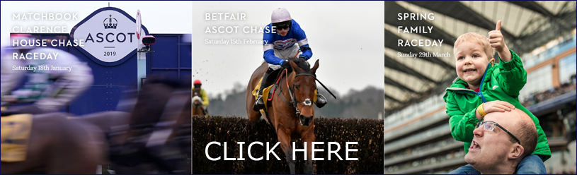 Ascot Racing | Racing Fixtures 2020