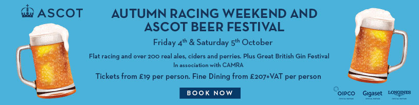 Ascot Racing | Beer Festival 2019