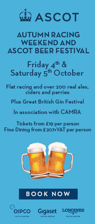 Autumn Racing Weekend & Beer Festival