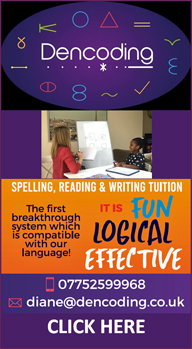 Dencoding Spelling Writing and  Reading Tuition