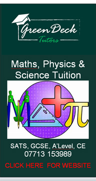 Greendeck Tutors |  Maths & Science  tuition Ascot Sunningdale