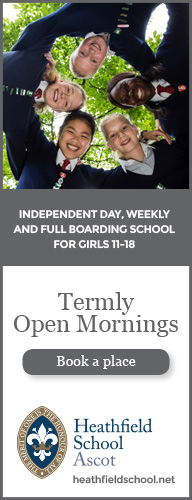 Heathfield Independent Girls' School Ascot