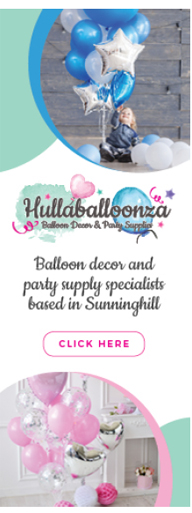 Hullaballoonza | Balloons | Party Accessories | Sunninghill | Ascot