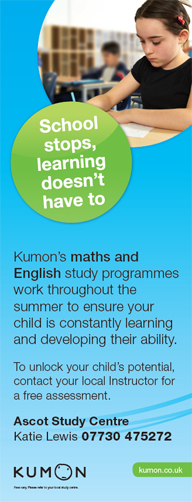 Kumon Maths Centre Sunningdale