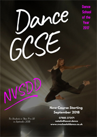NVSDD School of Dance | Dance GCSE