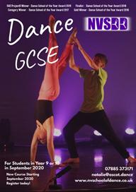 NVSDD School of Dance | Dance GCSE 2020