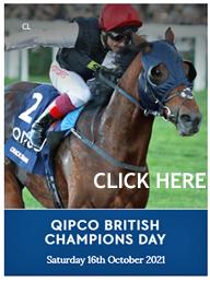 Ascot Racecourse  | Qipco British Champions 2021