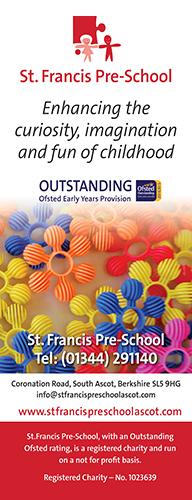 St. Francis Pre School Ascot