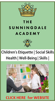 The Sunningdale Academy  | Children's Etiquette