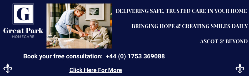 Great Park Homecare for Seniors | Ascot