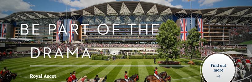 Ascot Racecourse   Royal Ascot 2020 Fixtures