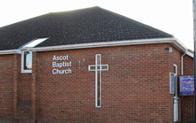 Ascot Baptist Church, North Ascot