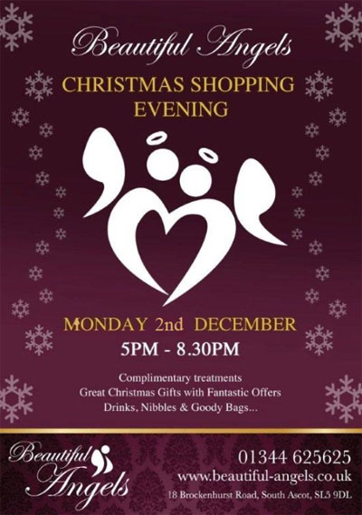 Angel Beauty :: Christmas Shopping Evening