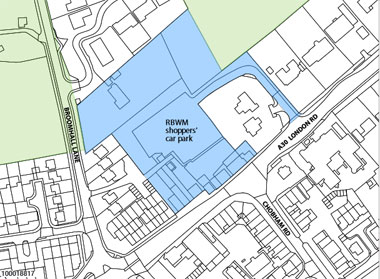 Ascot & Sunnings Neighbourhood Plan :: Broomhall Centre Proposals