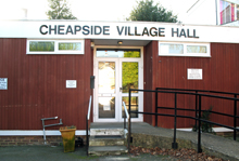 Cheapside Village Hall, near Ascot