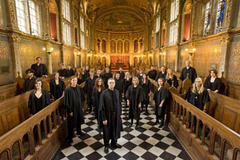 chapel of royal holloway choir lunchtime concerts