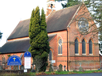 All Saints CoE Church, London Road, Ascot