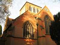 All Souls CHurch, South Ascot