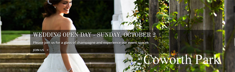Coworth Park | Wedding Open Day