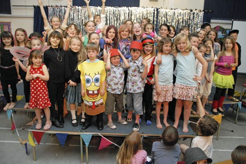 Cranbourne Primary School Has Talent