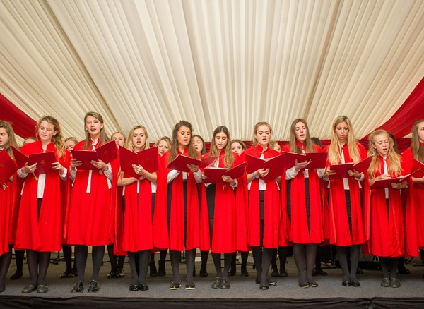 St.George's School Ascot Choir :: Mayors Charity Ball