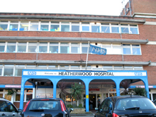 Heatherwood Hospital Radio, Ascot