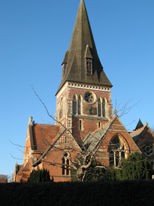 Holy Trinity Church Sunningdale