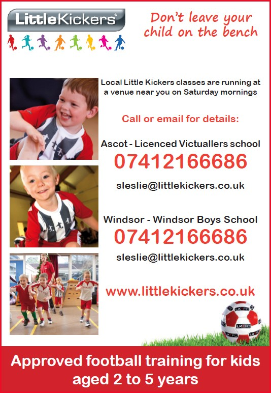 Little Kickers :: Saturdays