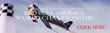 Ascot Racecourse :: Red Bull Flying Race