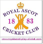 Royal Ascot Cricket Club, Ascot Racecourse