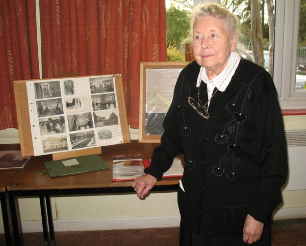 Chavey Down AGM :: Local Historian Ruth Timbrell