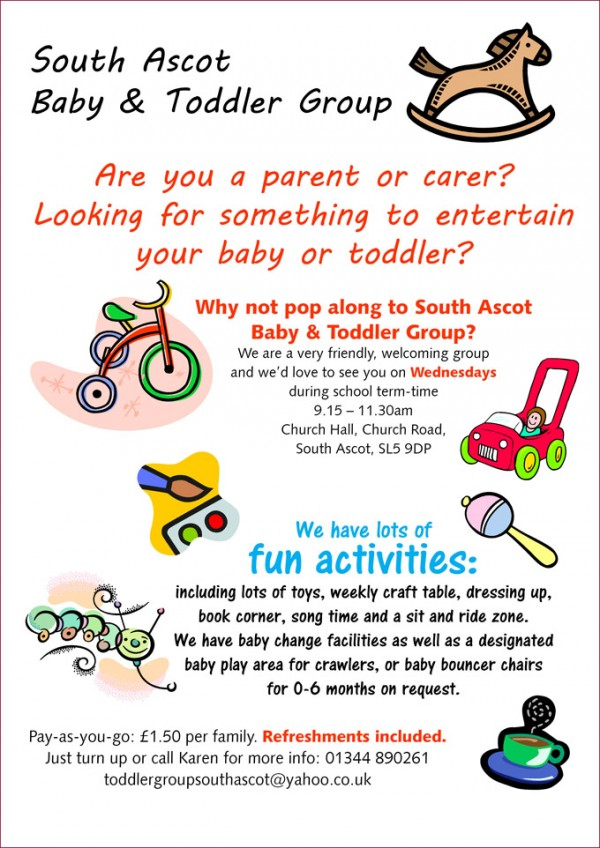South Ascot  :: Baby & Toddler group