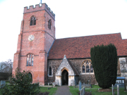 st.marys church winkfield near ascot
