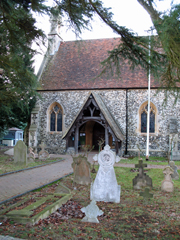 St.Peters Church Cranbourne, Winkfield, Berkshire