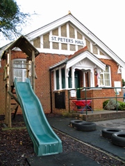 St.Peter's Church Hall, Hatchet Lane, Cranbourne